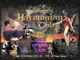 Harmonian Tales Windows Title screen