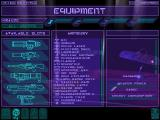 Syndicate Wars DOS Equipment