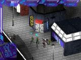 Syndicate Wars DOS Gun Shop