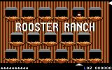 Crack'ed Atari 7800 In an egg fight at the rooster ranch
