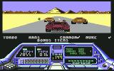 Techno Cop Commodore 64 The Driving Part