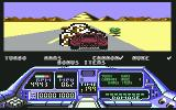Techno Cop Commodore 64 Shot a car down