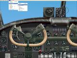 Battle of Britain Memorial Flight Windows One of the Lancaster's cockpit views, others are available via the drop down menu.