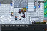 Zenonia 2: The Lost Memories Android Soldier making an important observation