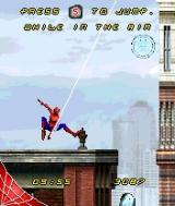 Spider-Man 2 N-Gage Web Swing