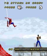 Spider-Man 2 N-Gage Found a thug to be smashed.