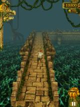 Temple Run iPad Don't stagger!