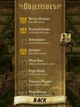Temple Run iPad Objectives