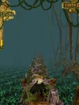 Temple Run iPad Swamp area. Will I make it?..