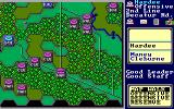 Decisive Battles of the American Civil War, Vol. 3 DOS Giving orders to command of Southern army in 'Atlanta' scenario (EGA)