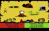 Crossbow Atari 7800 Choose your path!
