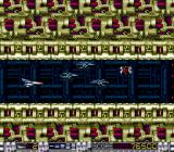 Aldynes: The Mission Code for Rage Crisis SuperGrafx Narrow corridor