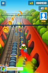 Subway Surfers iPhone Got a jetpack!
