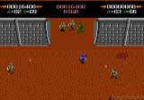 Commando Atari 7800 A lot of enemies can come from that door!