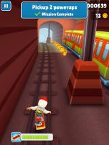 Subway Surfers iPad Quest complete! Surfing more