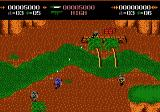 Commando Atari 7800 Watch out for that guy behind the bunker