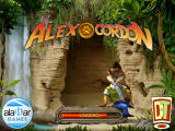 Alex Gordon Windows Loading screen