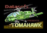 Tomahawk Commodore 64 Loading screen.