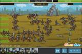Empires of Arkeia Browser Battlefield