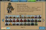 Empires of Arkeia Browser Library