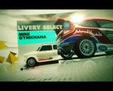 Mini Gymkhana Special Pack Windows Mini Cooper S Gymkhana has only one set of liveries
