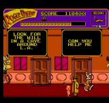 Who Framed Roger Rabbit NES Baby Herman makes an appearence offering advice.