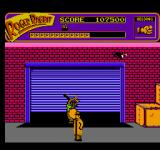 "Who Framed Roger Rabbit NES Judge Doom's warehouse is locked up tight. You'll need your other objectives complete and a ""special item"" to get in here"