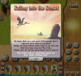 My Tribe Browser Message from Big Fish Games that they were sunsetting (ending) this game.