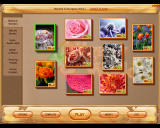 Jigsaw World Windows Start screen - Botanical Worlds category