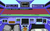 Mean Streets Commodore 64 Auto-piloting the speeder