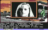 Mean Streets Commodore 64 Talking to Sylvia Linsky