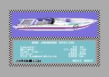 Heat Wave: Offshore Superboat Racing Commodore 64 Choose your boat.
