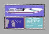 Heat Wave: Offshore Superboat Racing Commodore 64 Choose the course.