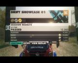 DiRT 3 Windows Drifting is one of so-called DC events, and the results of such events are calculated differently