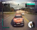 DiRT 3 Windows Looking back at the competition