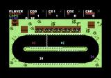 Karting Grand Prix Commodore 64 Exciting race.