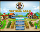 Virtual Farm Windows Main Menu