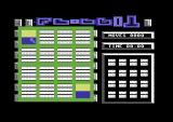 Flippit Commodore 64 Match the main grid with the small grid.