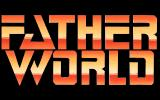 Father World DOS Title screen