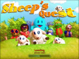 Sheep's Quest Windows Loading screen