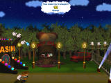 Sheep's Quest Windows The second bonus round. Bouncing sheep.