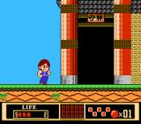 Jackie Chan's Action Kung Fu NES Go to next level