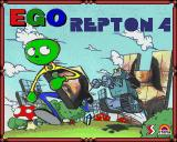 EGO: Repton 4 Acorn 32-bit Title screen