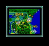 Hillsfar NES World Map
