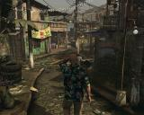 Max Payne 3 Windows Max on a walk in a favela
