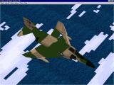 The Virtual Squadron Windows The F-4D Phantom II in USAF camouflage