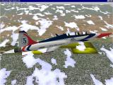 The Virtual Squadron Windows The T-38 Talon as flown by the Thunderbirds.