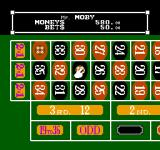 Vegas Dream NES Roulette, place your chips down on the numbers you want