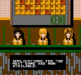 Vegas Dream NES Keno Dealers