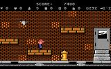 Scrapyard Dog Atari 7800 Beginning the second level